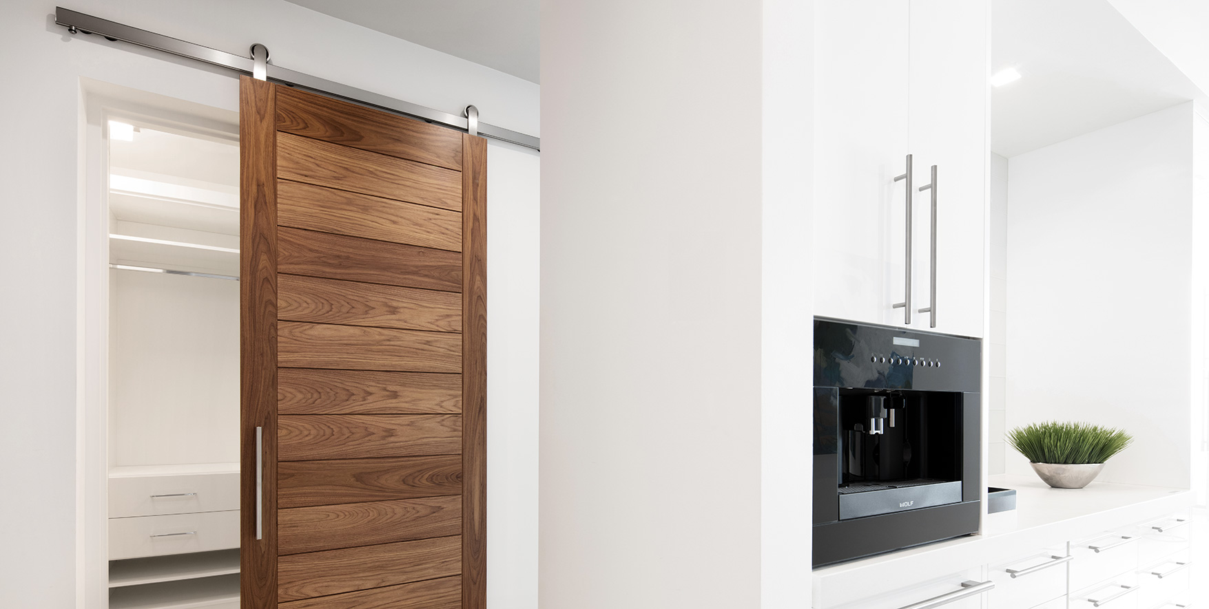 Modern Barn Door Hardware Oden By Krownlab