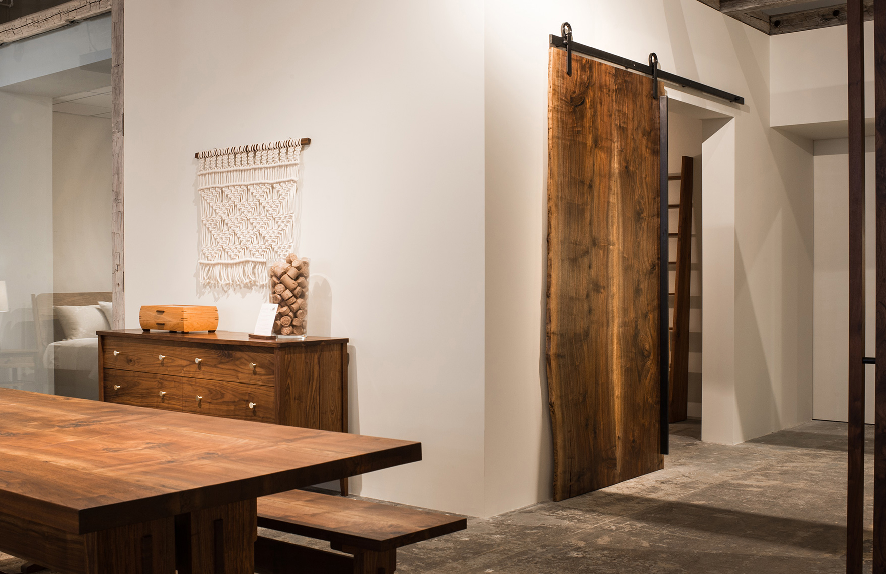 THE JOINERY'S DOWNTOWN SHOWROOM