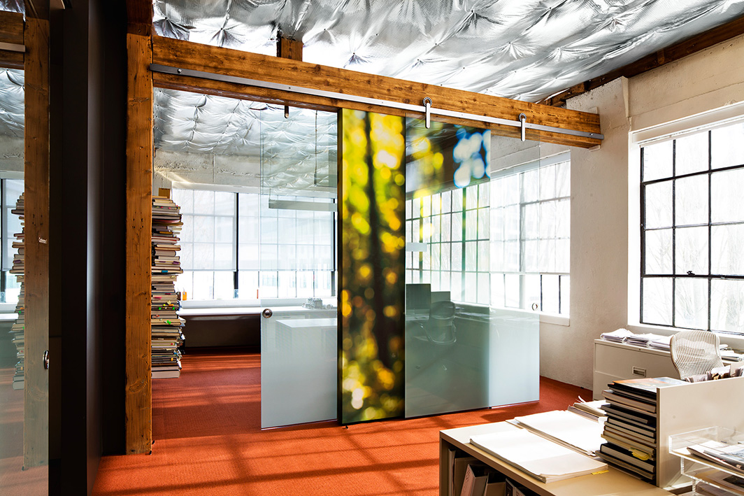 SKYLAB ARCHITECTURE'S OFFICES