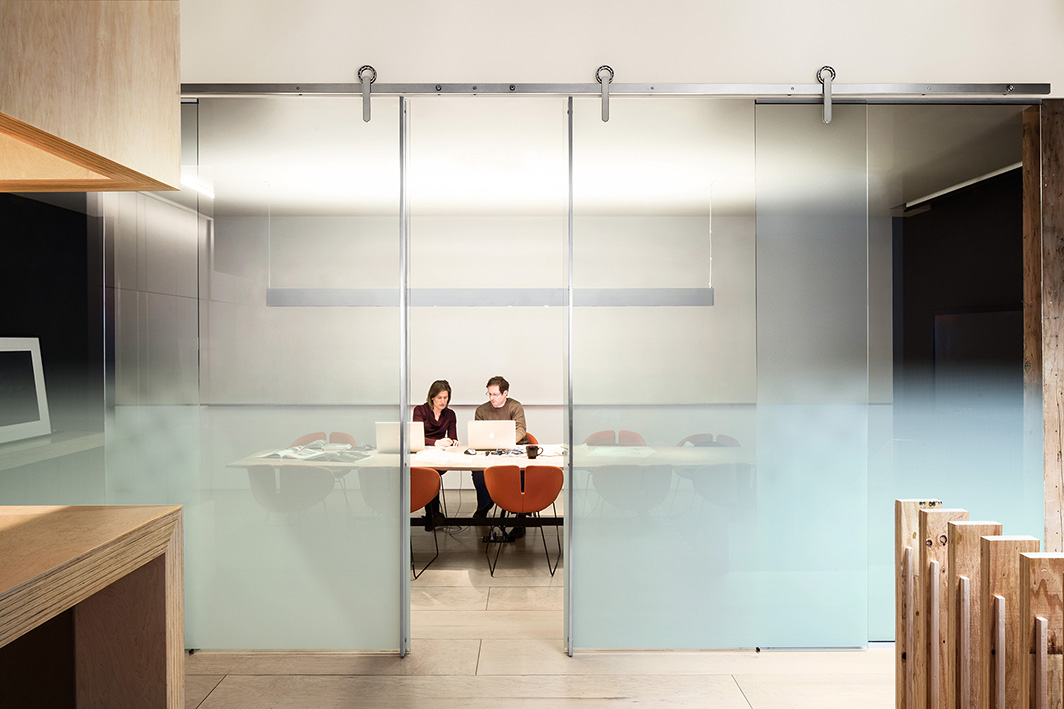 Complete Solutions For The Creative Office Modern Barn Door