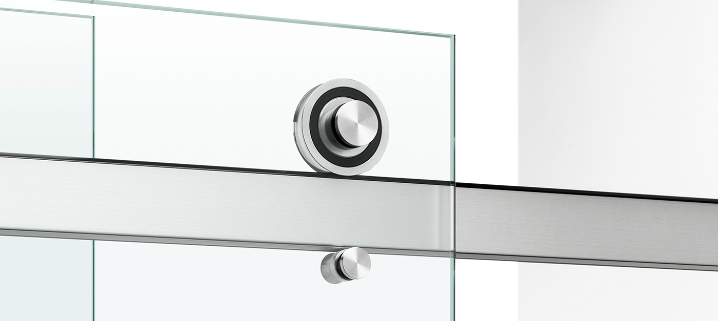 Modern Barn Door Hardware Systems | Krownlab