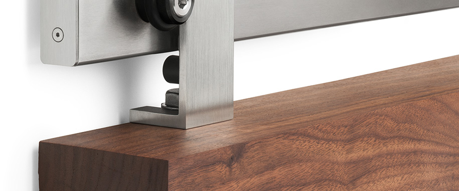 Top Mount Rob Roy Sliding Door Hardware Systems Are Perfect For Thick Door  Panels